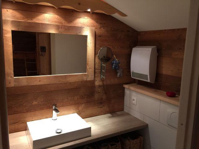 Location au ski Appartement duplex 3 pièces 6 personnes (YT4068) - Résidence Yéti - Châtel - Salle de bains