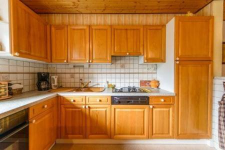 Rent in ski resort 3 room apartment 7 people (1) - Chalet Beau Regard - Châtel - Kitchenette