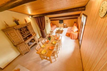Rent in ski resort 3 room apartment 7 people (1) - Chalet Beau Regard - Châtel - Table