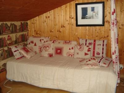 Rent in ski resort 2 room apartment 5 people - Chalet Bel Horizon - Châtel - Apartment