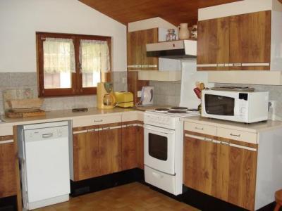 Rent in ski resort 2 room apartment 5 people - Chalet Bel Horizon - Châtel - Kitchenette