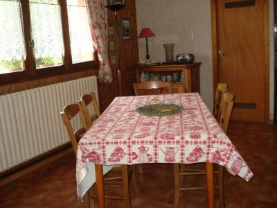 Rent in ski resort 3 room apartment 6 people - Chalet Bel Horizon - Châtel - Apartment