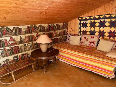 Rent in ski resort 2 room apartment 5 people - Chalet Bel Horizon - Châtel