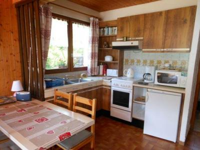 Rent in ski resort Studio 2 people - Chalet Bel Horizon - Châtel - Kitchenette