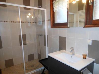 Rent in ski resort Studio 2 people - Chalet Bel Horizon - Châtel - Wash-hand basin