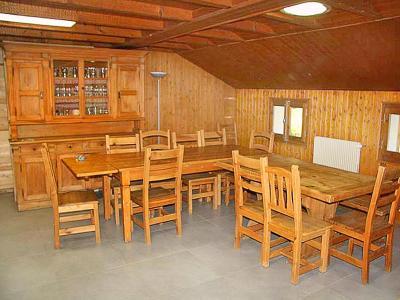 Аренда на лыжном курорте Chalet Châtel CBN01 - Châtel - Столова&