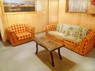 Аренда на лыжном курорте Chalet Châtel CBN01 - Châtel - Салон