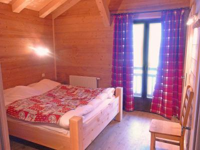 Rent in ski resort Chalet Châtel CPN01 - Châtel - Double bed