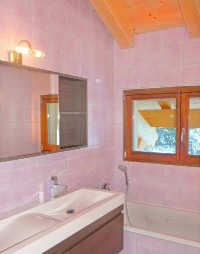 Location au ski Chalet Châtel CPN01 - Châtel - Salle de bains