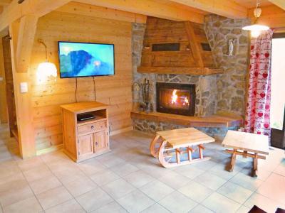 Location au ski Chalet Châtel CPN01 - Châtel - Séjour