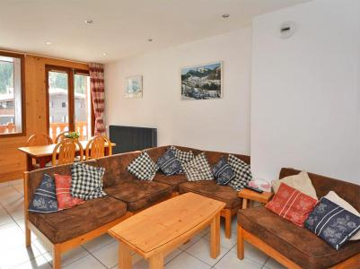 Rent in ski resort Chalet du Linga - Châtel - Settee