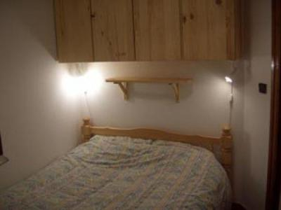 Rent in ski resort 2 room apartment sleeping corner 5 people (11B) - Chalet du Perthuis - Châtel - Double bed