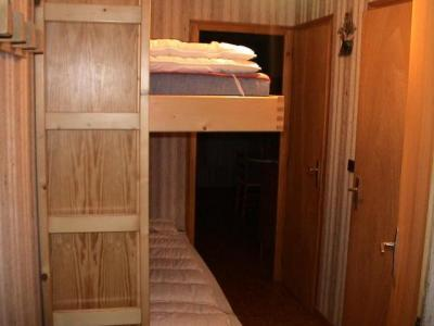 Rent in ski resort 2 room apartment sleeping corner 5 people (8A) - Chalet du Perthuis - Châtel - Bunk beds