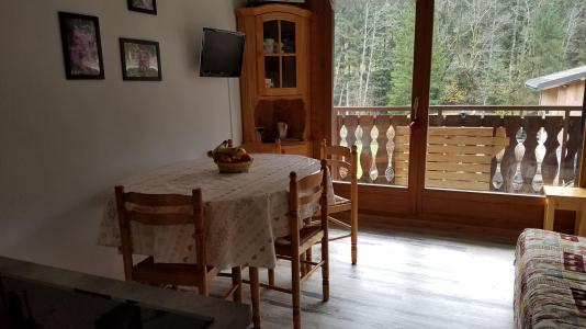 Rent in ski resort 2 room apartment sleeping corner 5 people (11D) - Chalet du Perthuis - Châtel