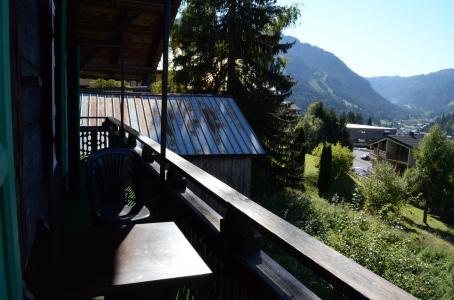 Location au ski Appartement 3 pièces 5 personnes - Chalet Grillet Charles - Châtel