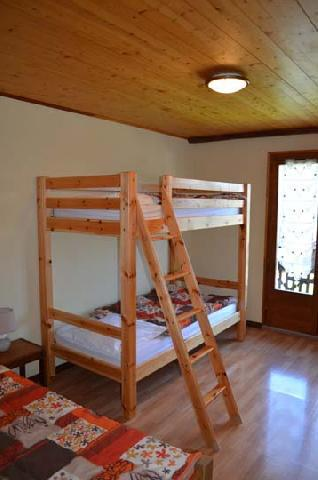 Rent in ski resort Chalet Grillet Charles - Châtel - Bunk beds
