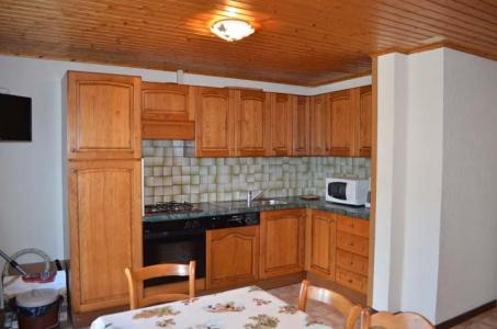 Rent in ski resort Chalet Grillet Charles - Châtel - Kitchenette