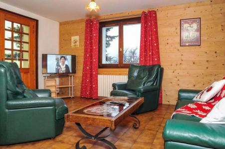 Rent in ski resort 3 room apartment 5 people (BOUDE) - Chalet Grillet Gilbert - Châtel - Apartment