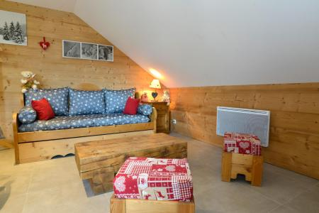 Rent in ski resort 3 room apartment 6 people (1) - Chalet l'Epicéa - Châtel