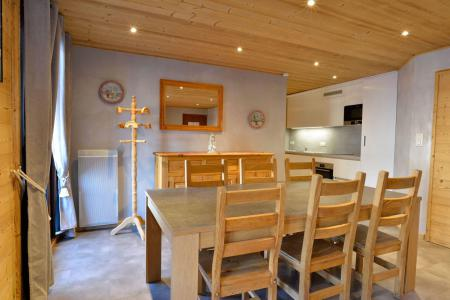 Rent in ski resort 3 room apartment 6 people (2) - Chalet l'Epicéa - Châtel