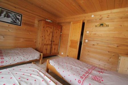 Rent in ski resort 4 room apartment sleeping corner 9 people (3) - Chalet l'Igloo - Châtel - Bedroom