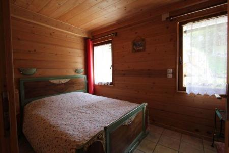 Rent in ski resort 4 room apartment sleeping corner 9 people (3) - Chalet l'Igloo - Châtel - Double bed