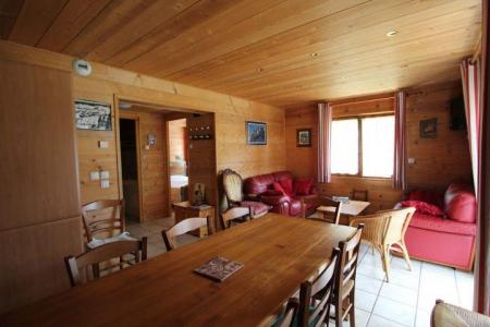 Rent in ski resort 4 room apartment sleeping corner 9 people (3) - Chalet l'Igloo - Châtel - Table