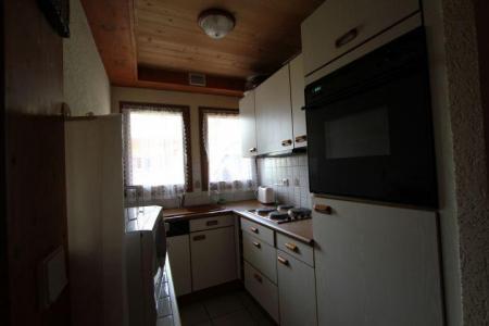 Rent in ski resort 2 room apartment sleeping corner 5 people (1) - Chalet l'Igloo - Châtel