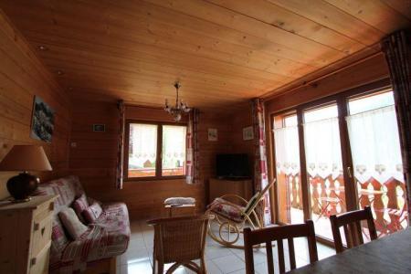 Rent in ski resort 2 room apartment sleeping corner 5 people (2) - Chalet l'Igloo - Châtel