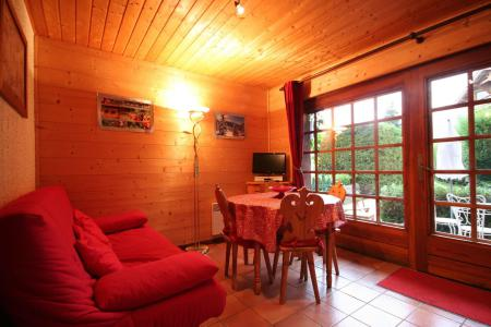 Rent in ski resort 2 room apartment sleeping corner 5 people - Chalet la Minaudière - Châtel - Apartment