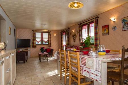 Location au ski Appartement 3 pièces 6 personnes - Chalet le Marmouset - Châtel