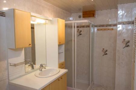 Location au ski Appartement 3 pièces 6 personnes - Chalet le Marmouset - Châtel - Douche