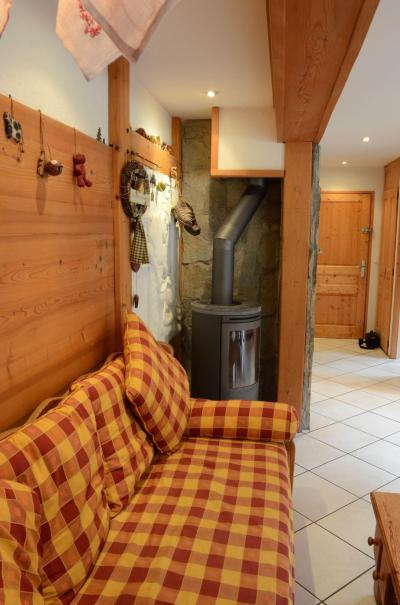 Rent in ski resort 4 room apartment 7 people - Chalet le Rocher Savoyard - Châtel