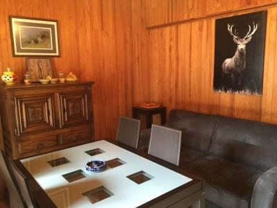 Rent in ski resort Studio sleeping corner 4 people - Chalet le Tétras Lyre - Châtel - Table