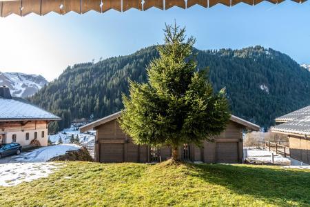 Rent in ski resort Studio cabin 3 people - Chalet le Val d'Or - Châtel