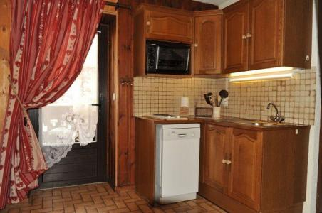 Rent in ski resort 2 room apartment 4 people - Chalet le Vieux Four - Châtel - Kitchenette