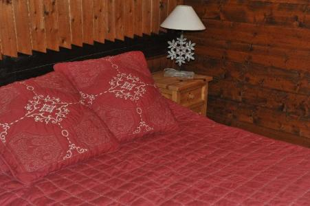Rent in ski resort 3 room apartment 7 people (1) - Chalet le Vieux Four - Châtel - Double bed
