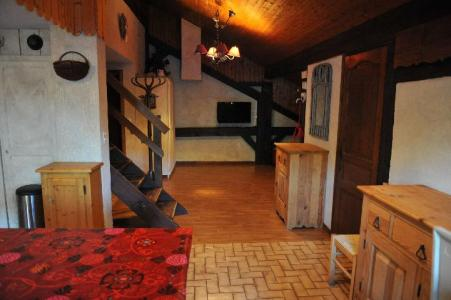 Rent in ski resort 3 room apartment 7 people (2) - Chalet le Vieux Four - Châtel - Apartment