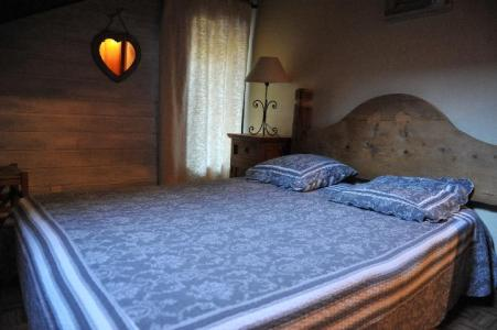 Rent in ski resort 3 room apartment 7 people (2) - Chalet le Vieux Four - Châtel - Double bed
