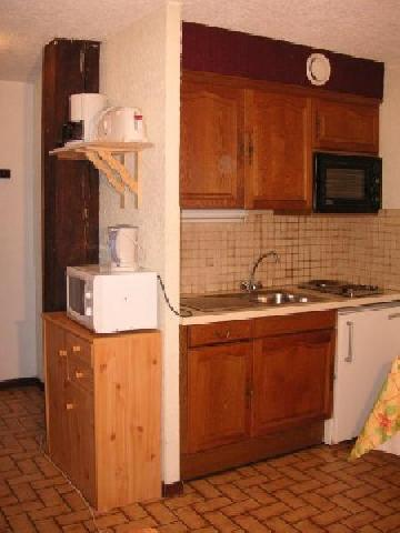 Rent in ski resort Studio 2 people (4) - Chalet le Vieux Four - Châtel - Kitchenette