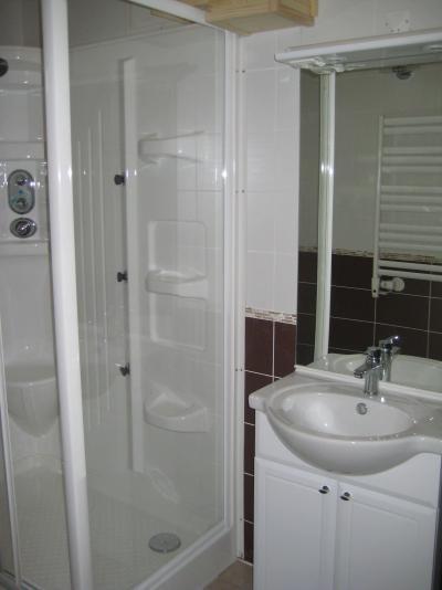 Rent in ski resort 2 room apartment 4 people (5) - Chalet les Bouquetins - Châtel - Shower