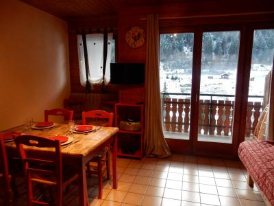 Rent in ski resort 3 room apartment 6 people (1) - Chalet les Bouquetins - Châtel - Apartment