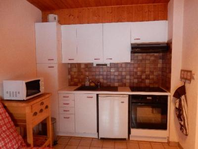 Rent in ski resort 3 room apartment 6 people (1) - Chalet les Bouquetins - Châtel - Kitchenette