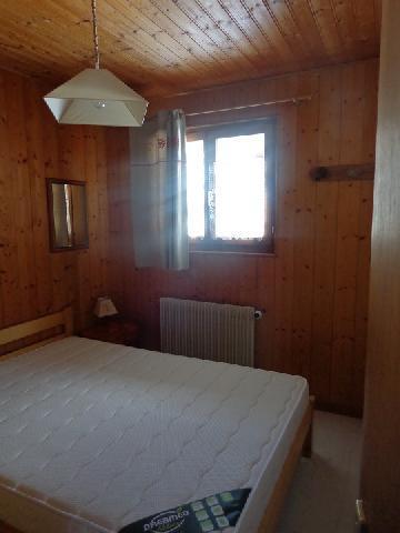 Rent in ski resort 3 room apartment 6 people (2) - Chalet les Bouquetins - Châtel - Bedroom