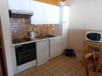 Rent in ski resort 3 room apartment 6 people (2) - Chalet les Bouquetins - Châtel - Kitchenette