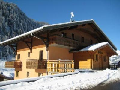 Rent in ski resort Chalet les Bouquetins - Châtel