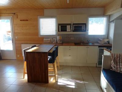 Rent in ski resort Studio 3 people - Chalet les Bouquetins - Châtel - Kitchenette