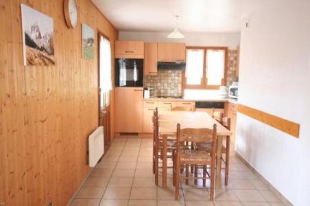 Rent in ski resort 3 room apartment 6 people - Chalet les Chablis - Châtel - Kitchenette