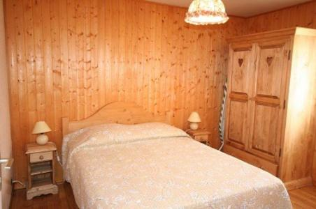Location au ski Appartement 3 pièces 6 personnes - Chalet les Chablis - Châtel - Chambre
