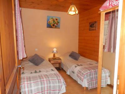Rent in ski resort 2 room apartment 4 people - Chalet les Géraniums - Châtel